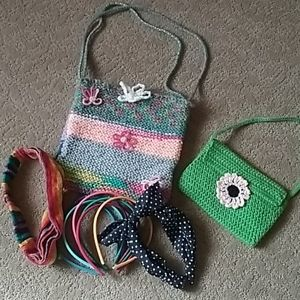 Girly accessories